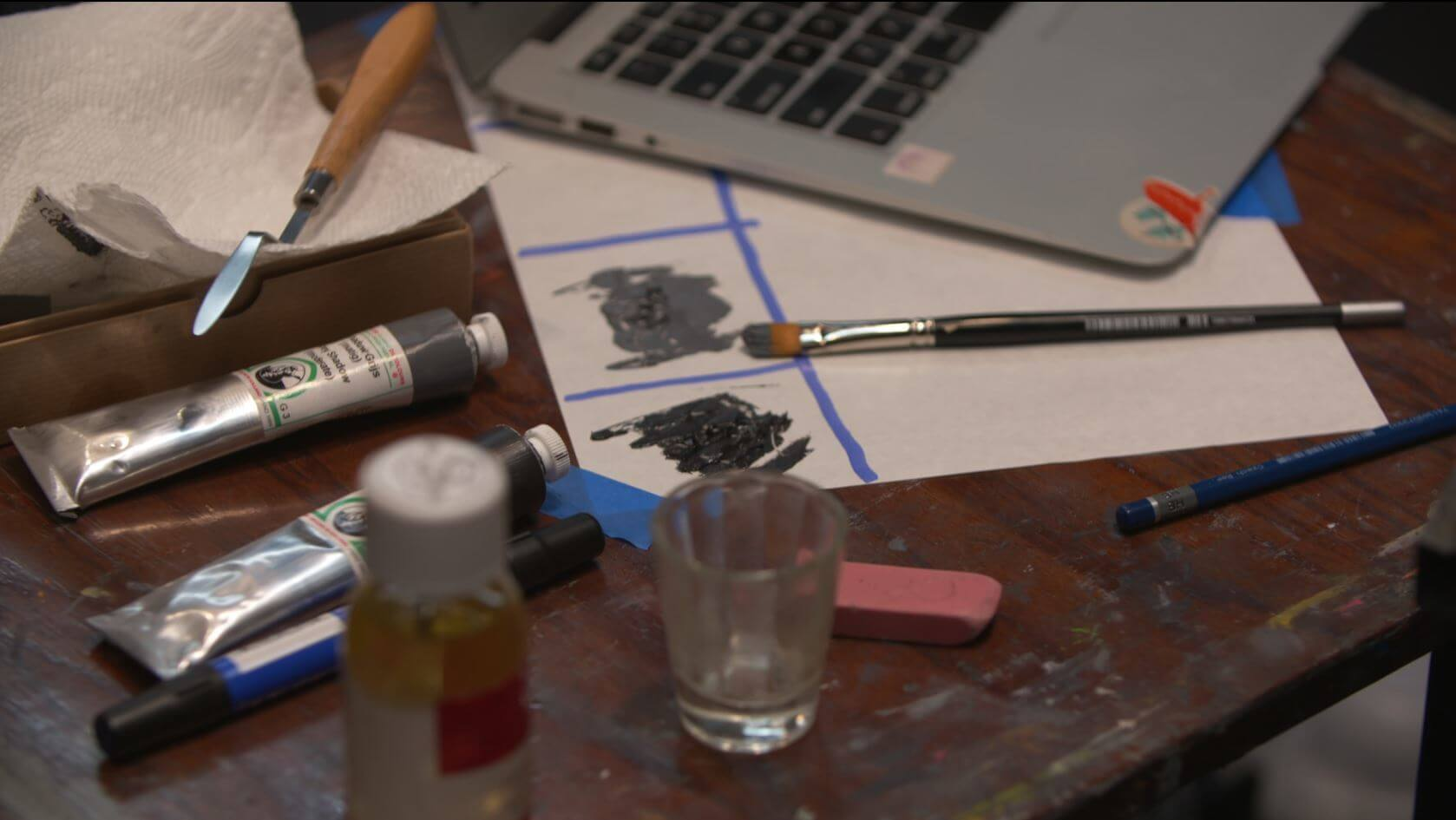 How to Oil Paint 4