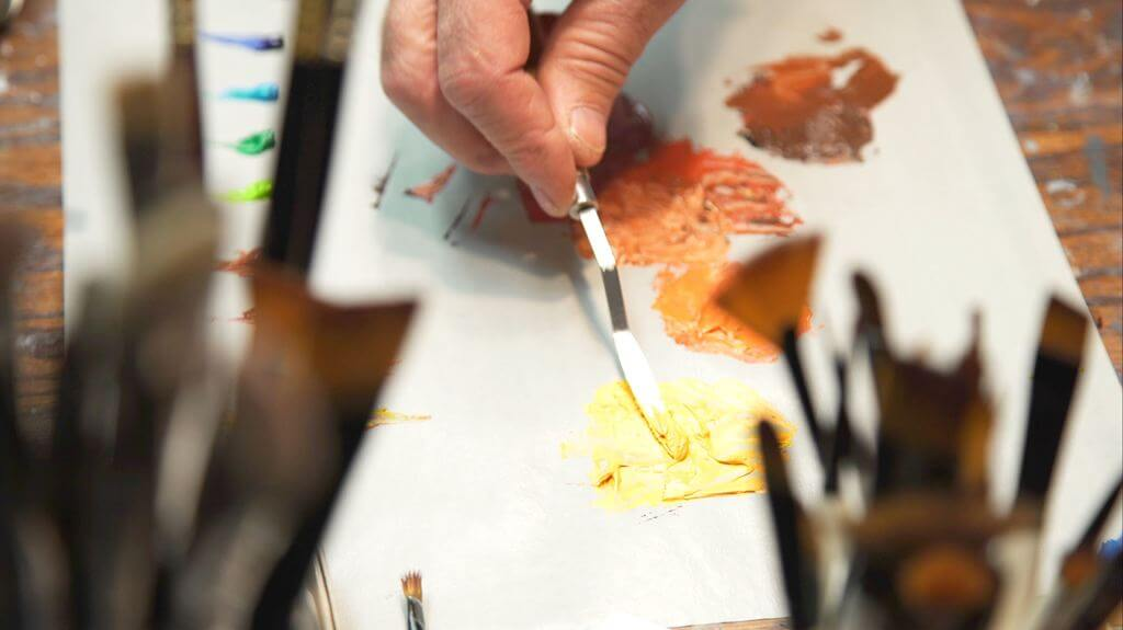 best oil paint 6