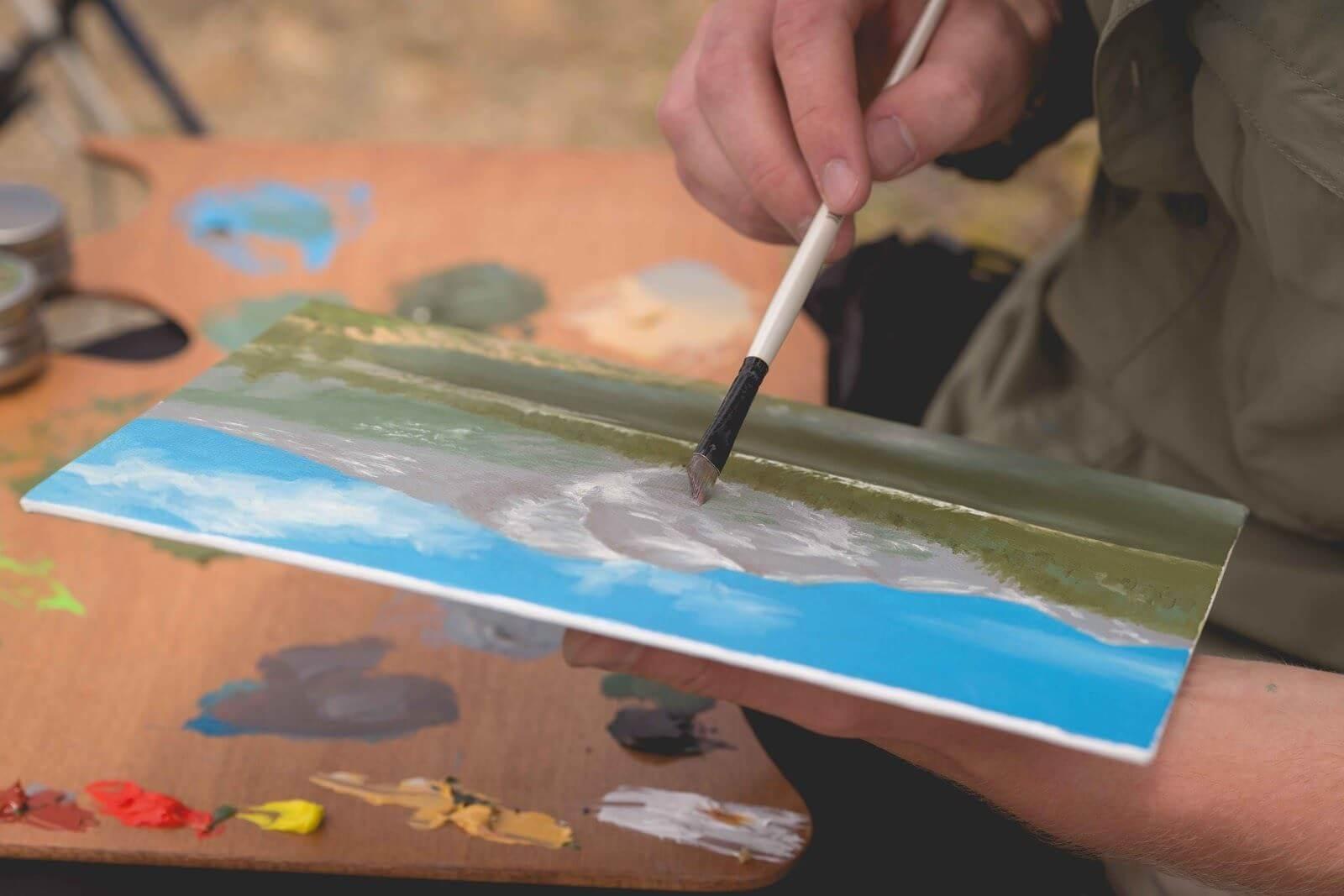plein air painting 3