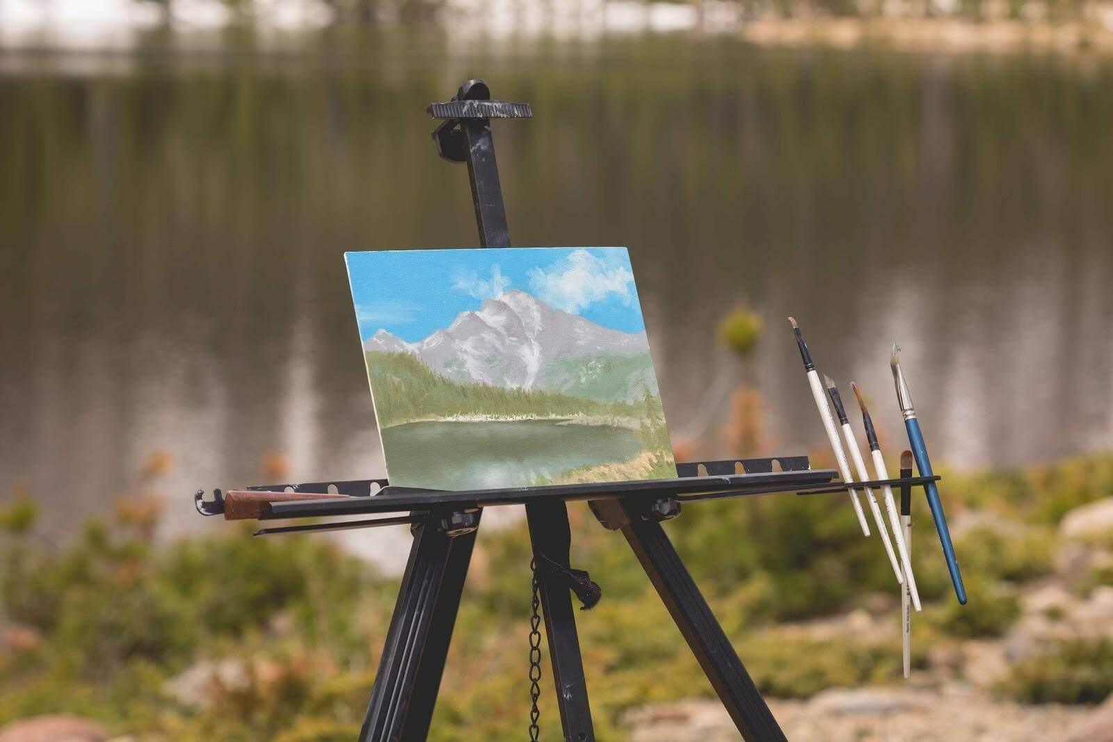 plein air painting 6