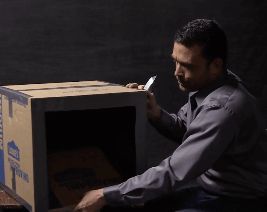 how to build a shadow box 3