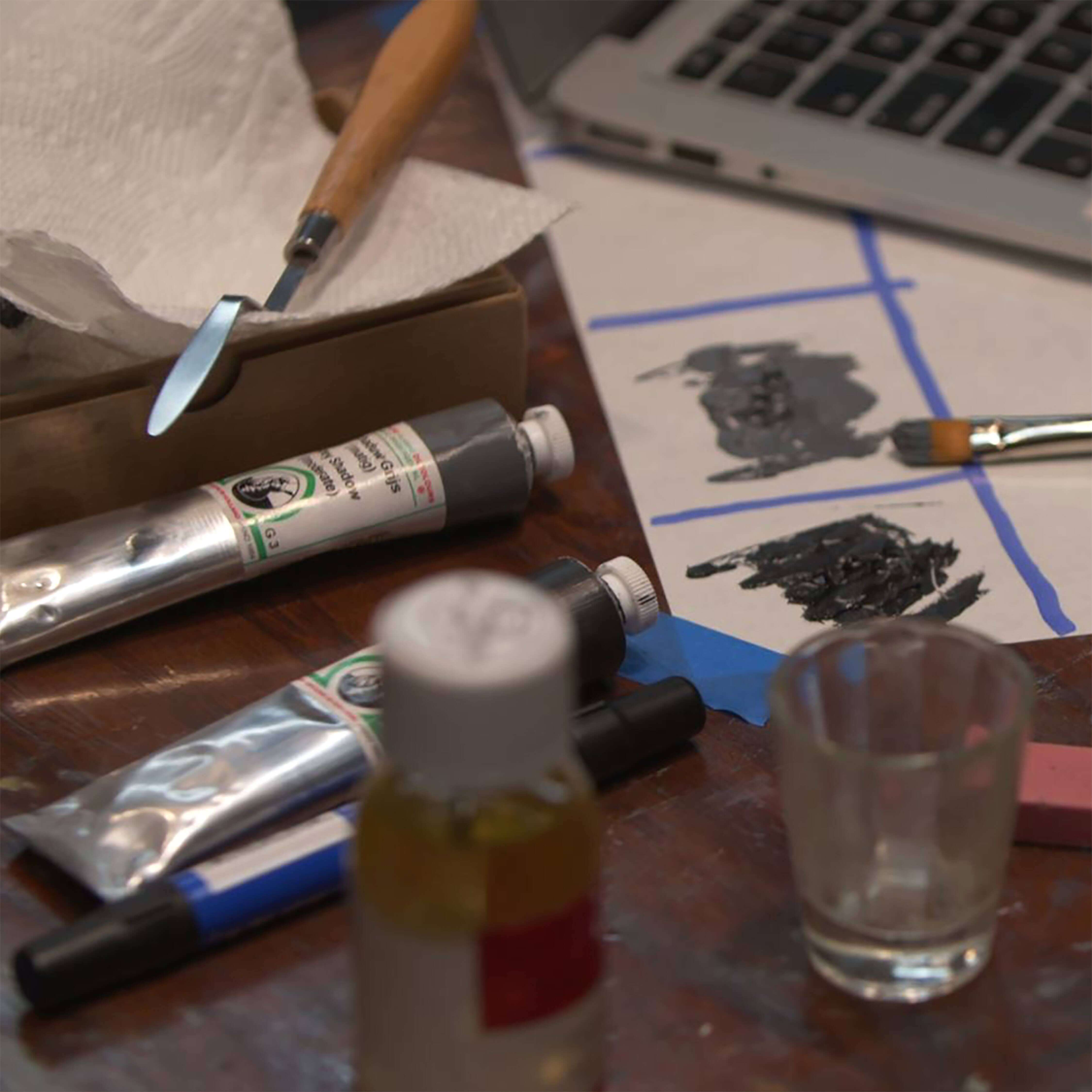productive artist 3